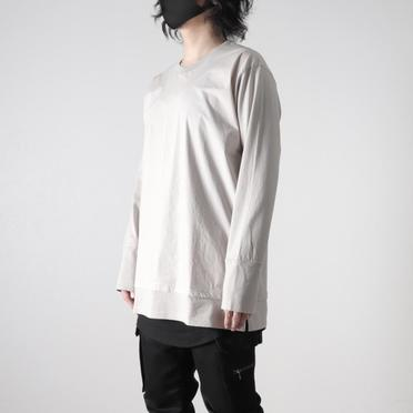 LAYERED L/S EIGER GRAY No.7
