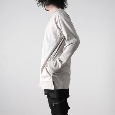LAYERED L/S EIGER GRAY No.8