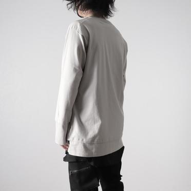 LAYERED L/S EIGER GRAY No.9