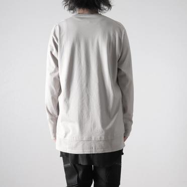LAYERED L/S EIGER GRAY No.10