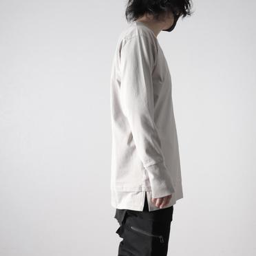 LAYERED L/S EIGER GRAY No.11