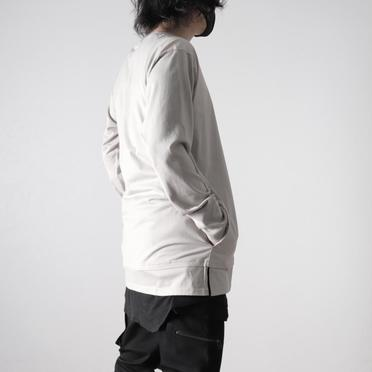 LAYERED L/S EIGER GRAY No.12