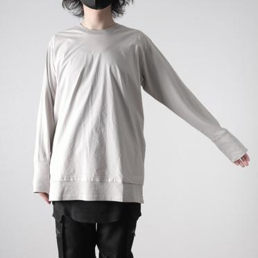 LAYERED L/S EIGER GRAY No.13