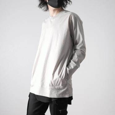 LAYERED L/S EIGER GRAY No.14