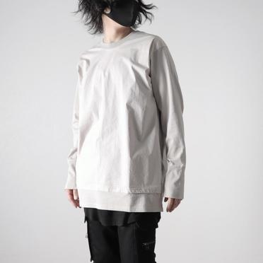 LAYERED L/S EIGER GRAY No.15