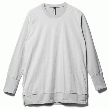 LAYERED L/S EIGER GRAY No.1