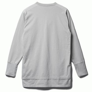 LAYERED L/S EIGER GRAY No.2