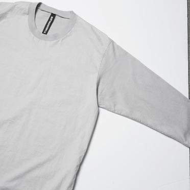 LAYERED L/S EIGER GRAY No.3