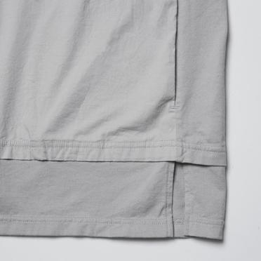 LAYERED L/S EIGER GRAY No.5