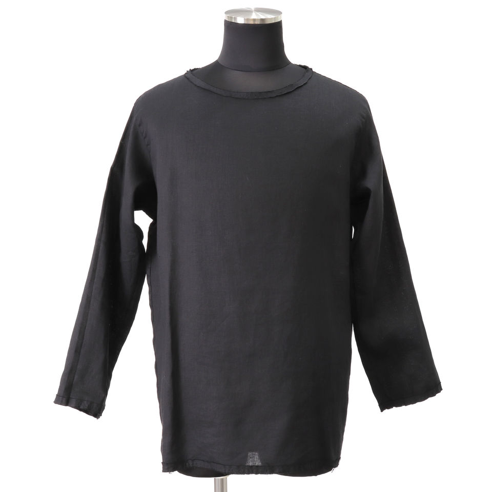 vital Products Dyed Top BLACK