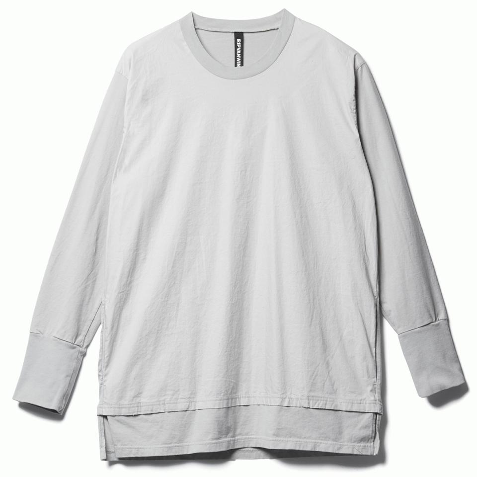 LAYERED L/S EIGER GRAY